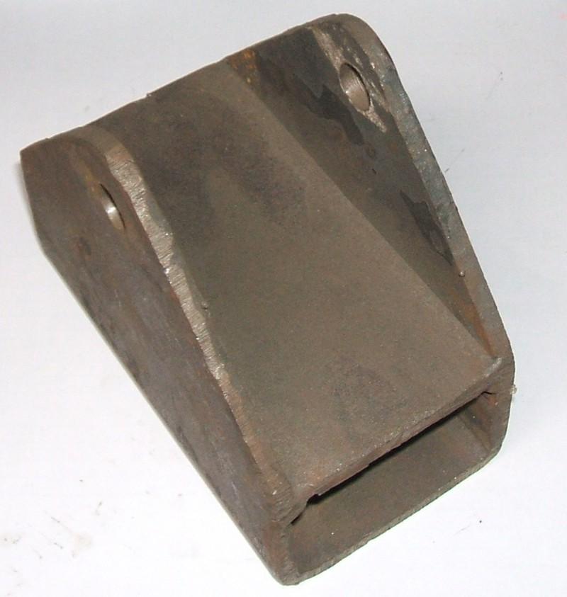 Federgleitschuh 130x110x6,5 für 60er Feder [64030]