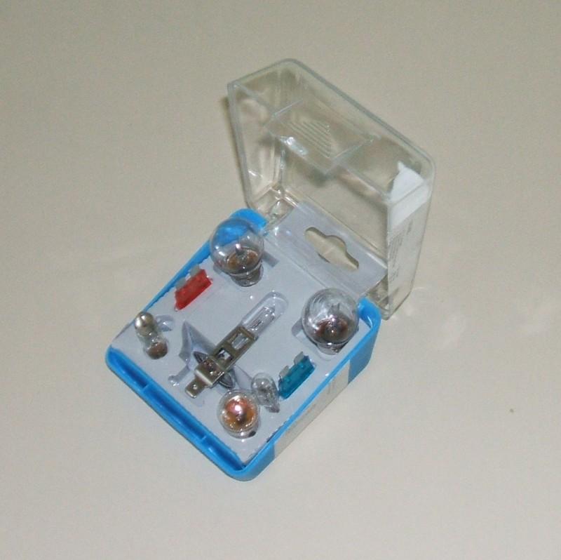 Autolampenbox 12V H1 einfach [15516388]