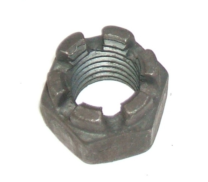 Kronenmutter M20 DIN935 20mm hoch [935.20]