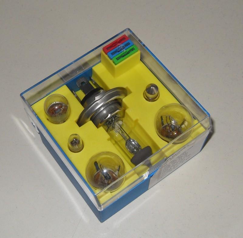 Lampenkasten 24V H4 einfach [000.285-10B]