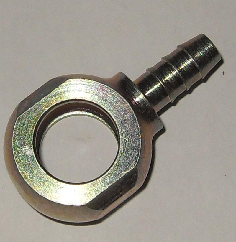 Ringstutzen R8/6x1 PO [205503]