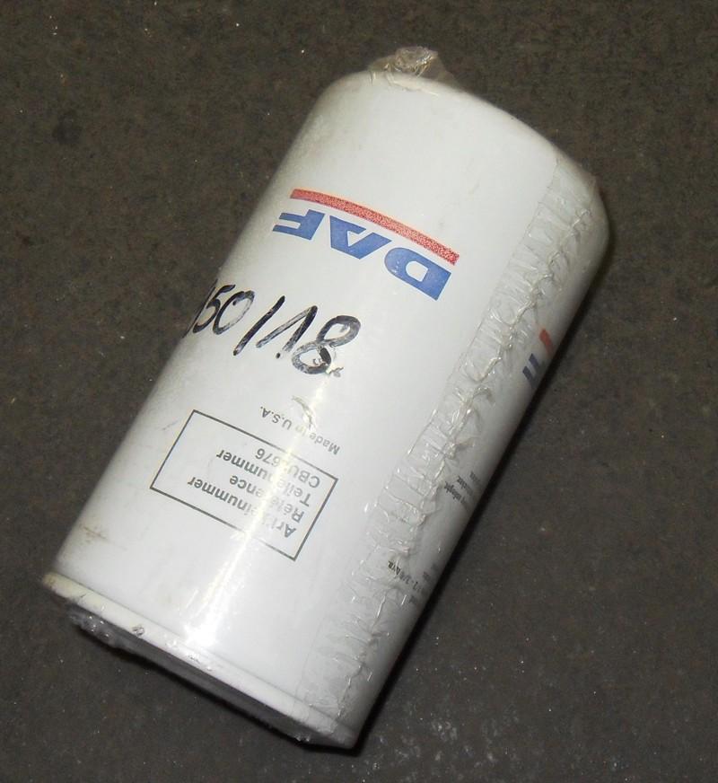 Ölfilter p.f. DAF CBU1124 [W950/18]