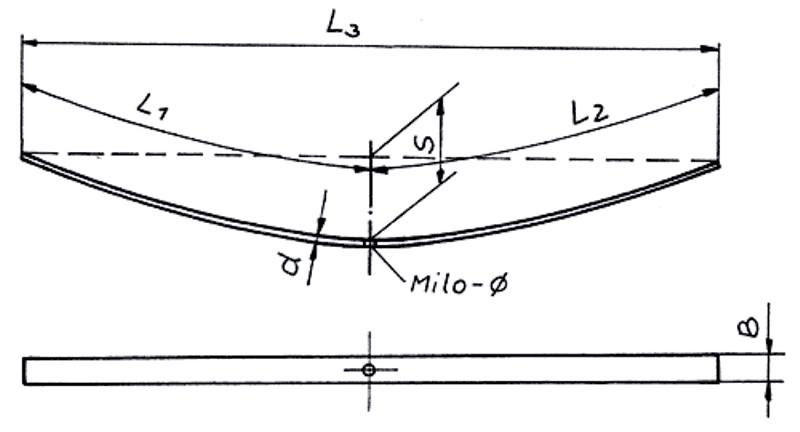 1. Gegenlage p.f. MAN 90x21x235/235 f. 81434940722 [72748051]